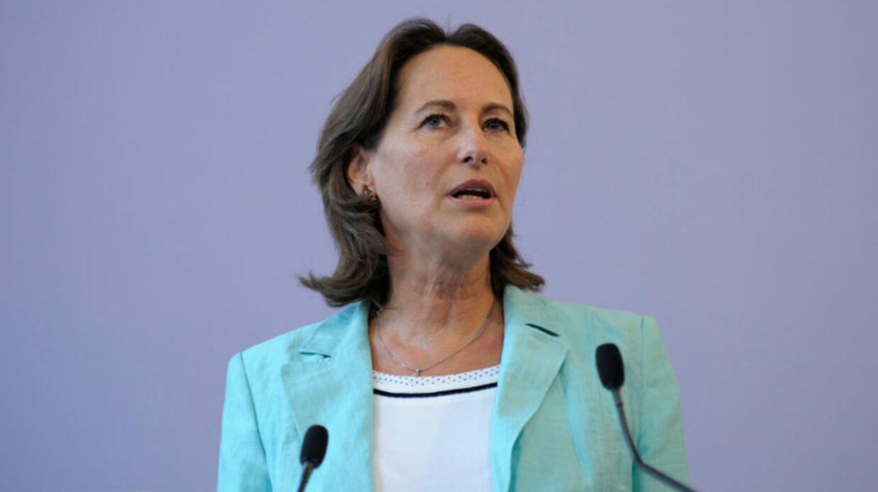 Ségolène Royal soutenue par ses enfants contre Valérie Trierweiler