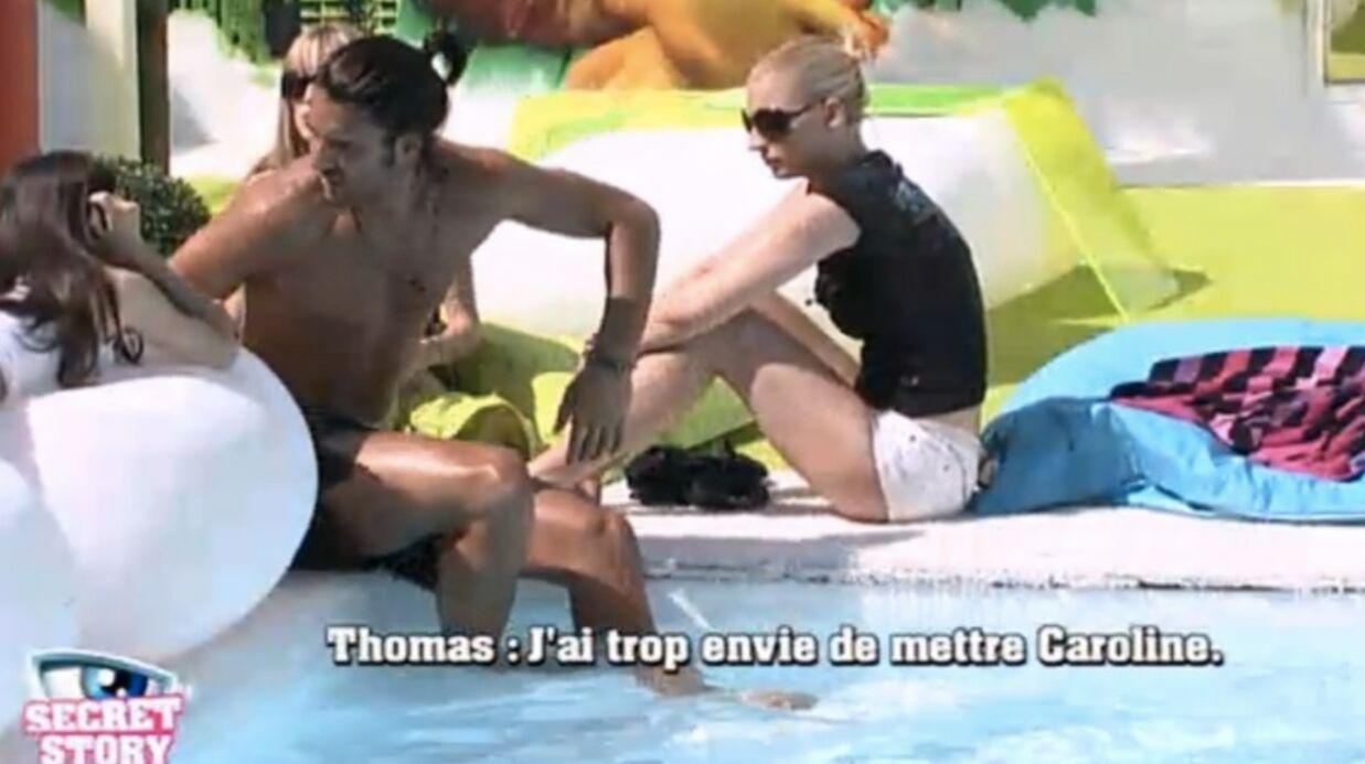 Secret Story 6: Caroline nominée d'office par Thomas
