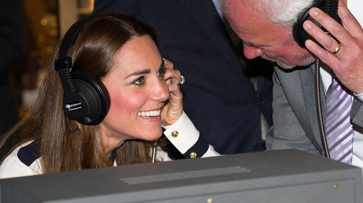 PHOTOS Kate Middleton rend hommage à sa grand-mère, héroïne de guerre