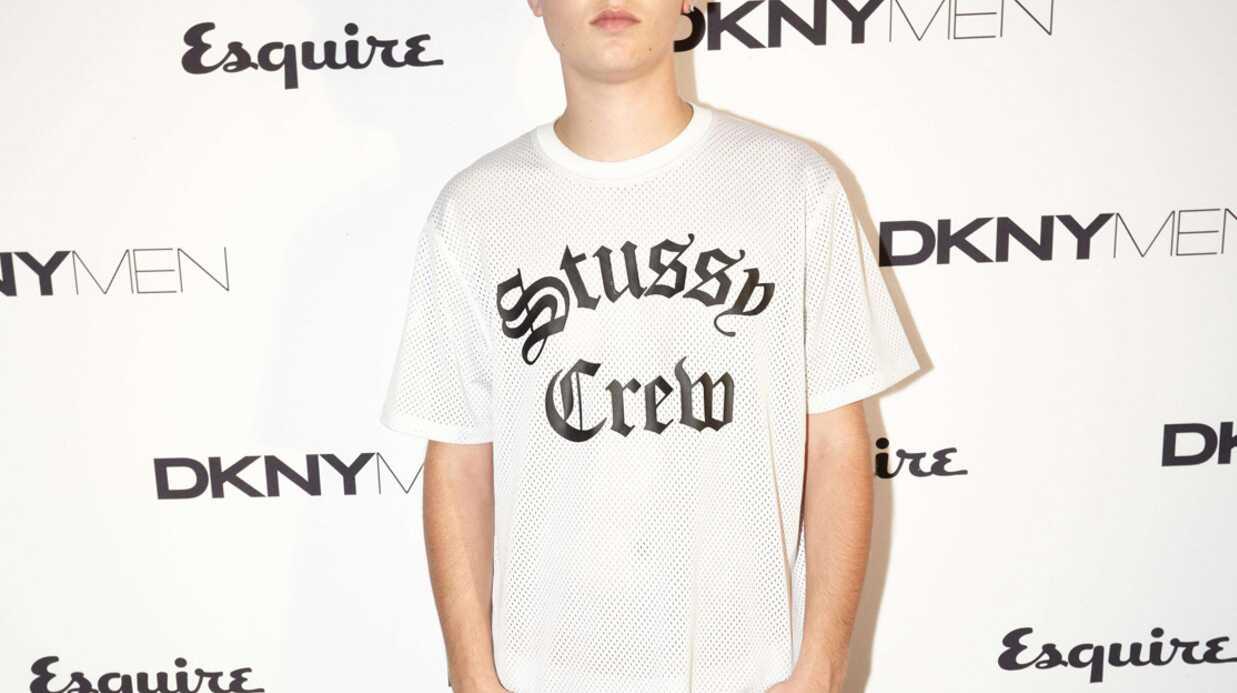 PHOTOS Jude Law: son fils de 17 ans, Rafferty fait ses débuts de mannequin