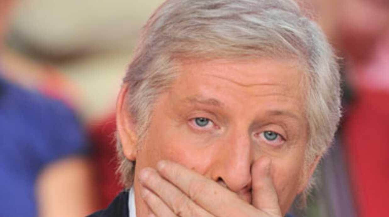 Patrick Sébastien, victime collatérale du scandale des pompiers
