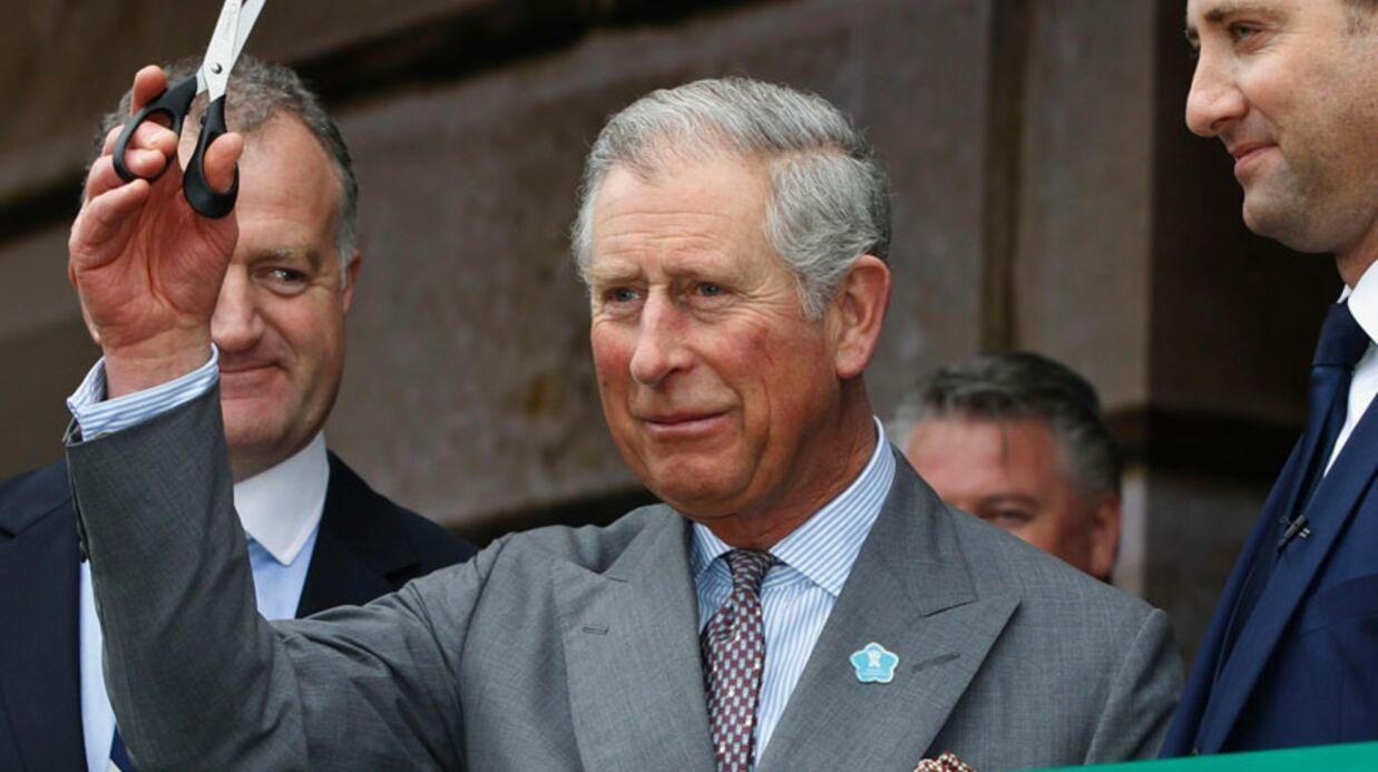 Le prince Charles n'a pas le droit de regarder du sexe au cinéma