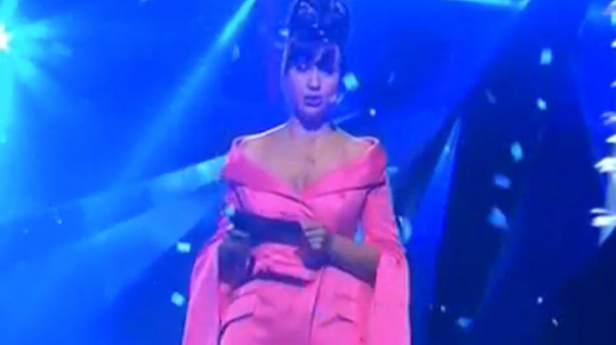 Eurovision: la France et Amandine Bourgeois 23ème, le Danemark gagne