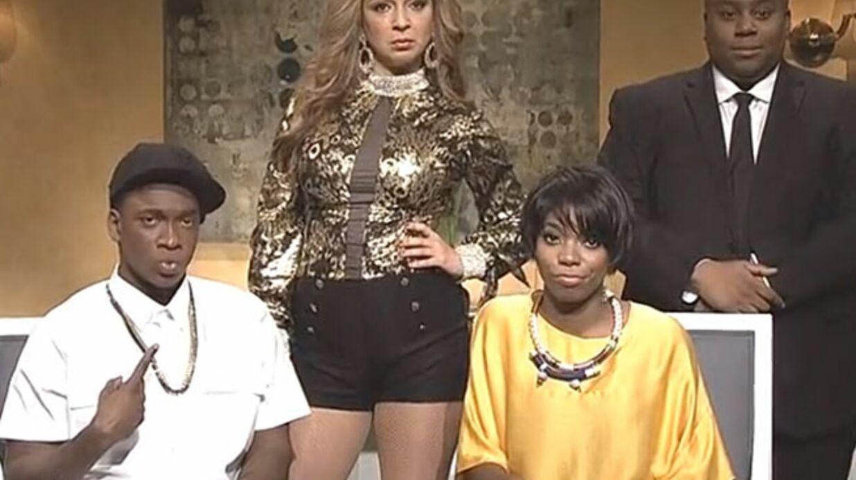 VIDEO Les explications de Jay-Z et Solange Knowles (enfin presque)