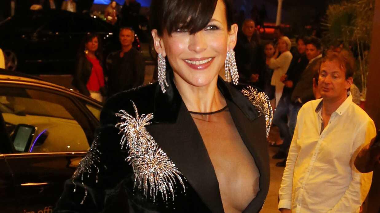 PHOTOS Sophie Marceau dévoile (encore) un sein au Festival de Cannes