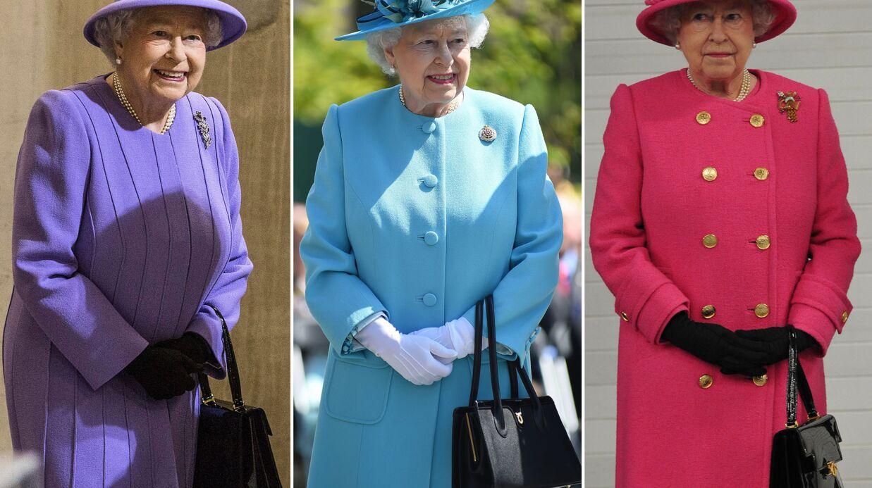 Elizabeth II: on vous dévoile le contenu du sac à main de la reine et c'est surprenant!