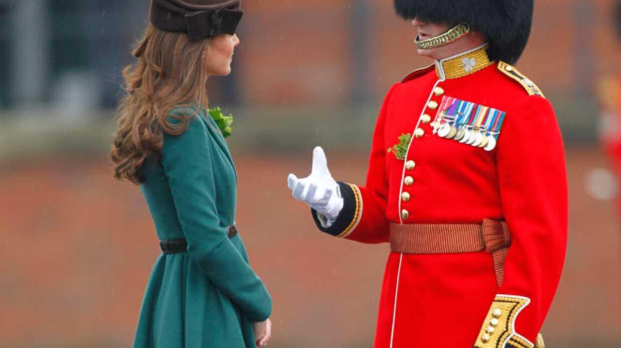 PHOTOS: Pas de bière pour la Saint Patrick de Kate Middleton!