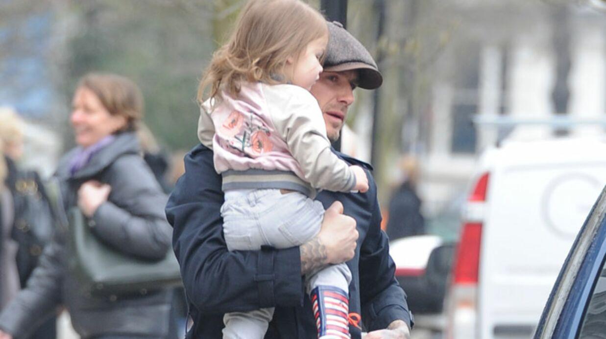 DIAPO David Beckham s'offre un tête-à-tête avec Harper