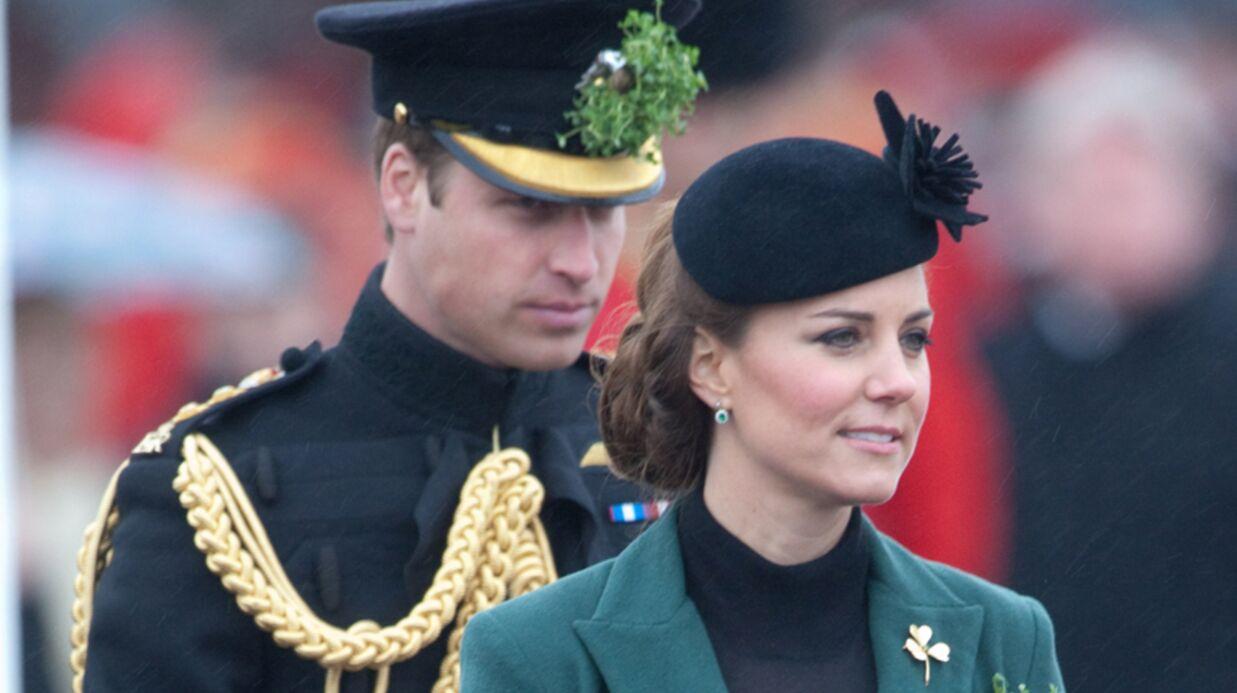 DIAPO La mésaventure de Kate Middleton en pleine cérémonie officielle