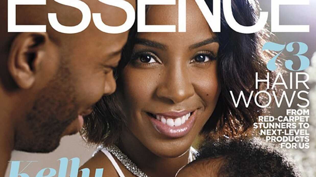 PHOTO Kelly Rowland: découvrez le visage de son fils, Titan Jewell