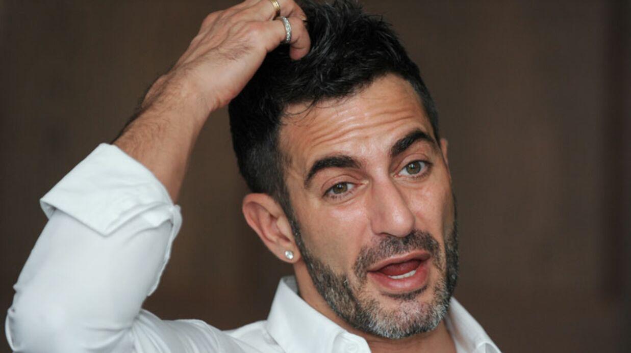 Le couturier Marc Jacobs anéanti par le vol de sa collection