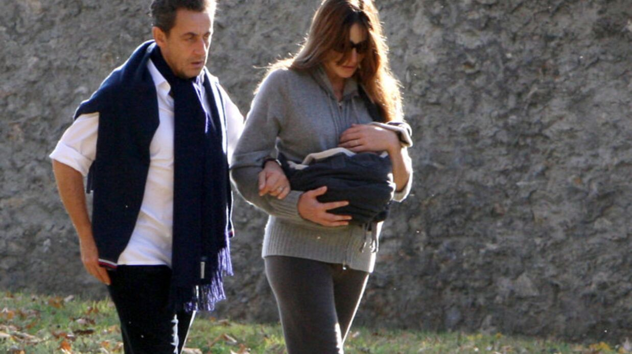 Nicolas Sarkozy ne pourra plus parler de Giulia en 2012