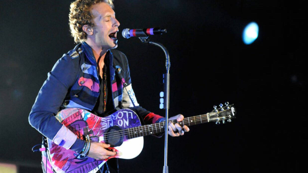 Le duo entre Coldplay et Rihanna fuite sur le net