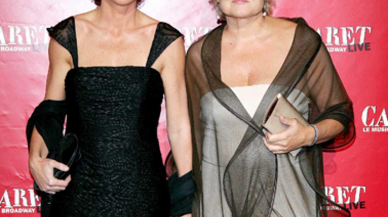Muriel Robin s'est pacsée avec Anne!