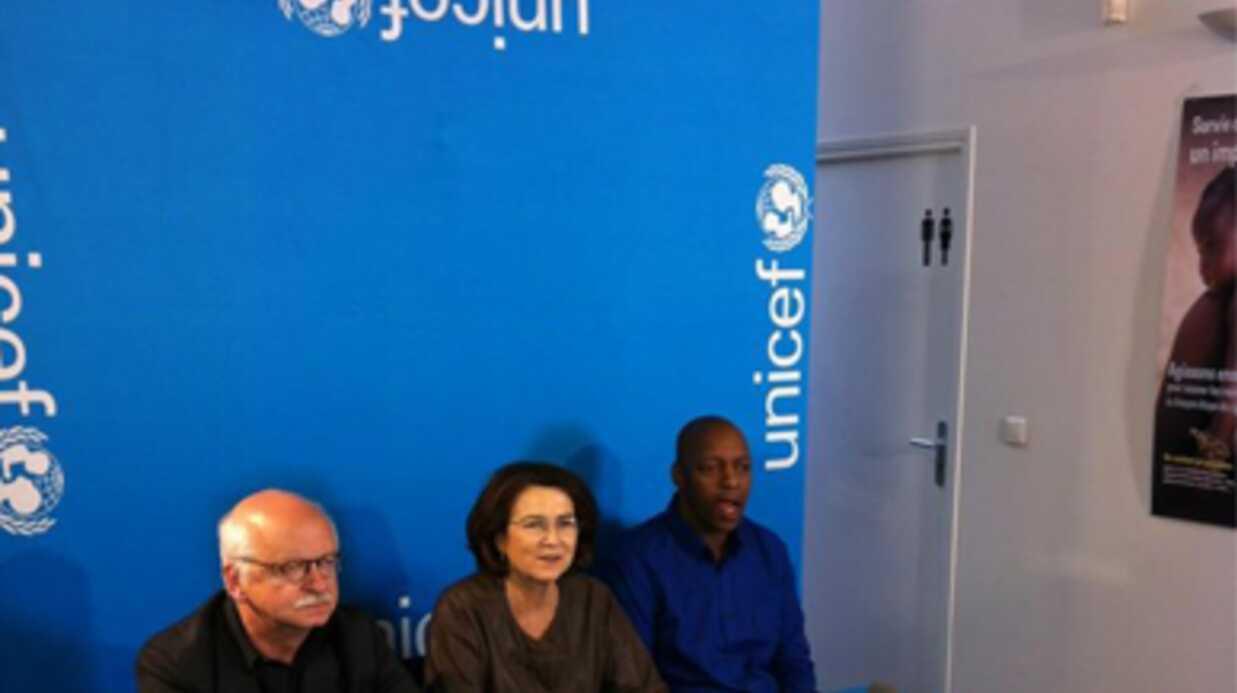PHOTOS Oxmo Puccino nommé ambassadeur de l'Unicef France