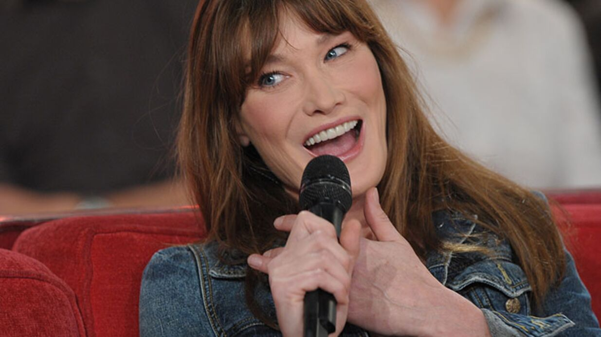 Carla Bruni: bientôt un one-woman-show?