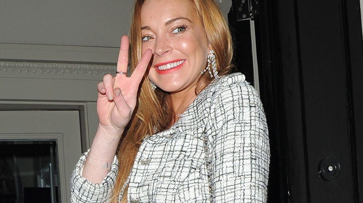 Lindsay Lohan pense à se présenter à la présidence des États-Unis