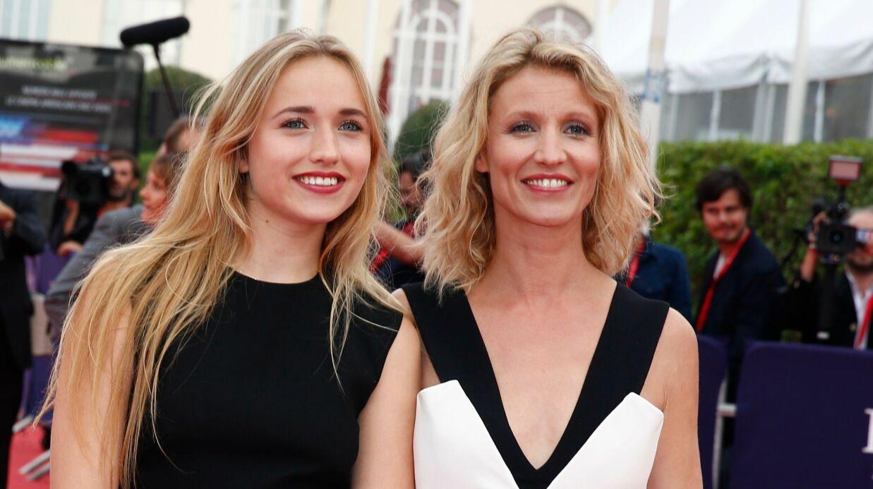 Chloé Jouannet: la fille d'Alexandra Lamy poste une ancienne photo de ses parents encore ensemble