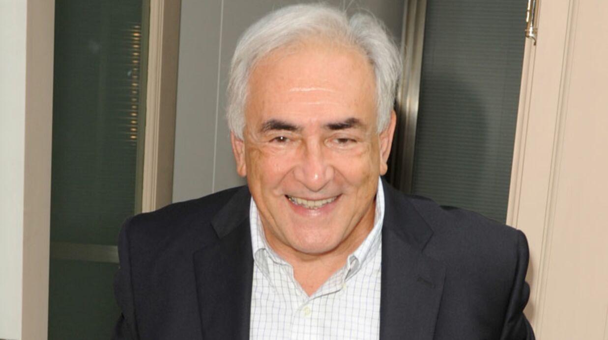 Dominique Strauss-Kahn: ses confidences à Claire Chazal sur TF1