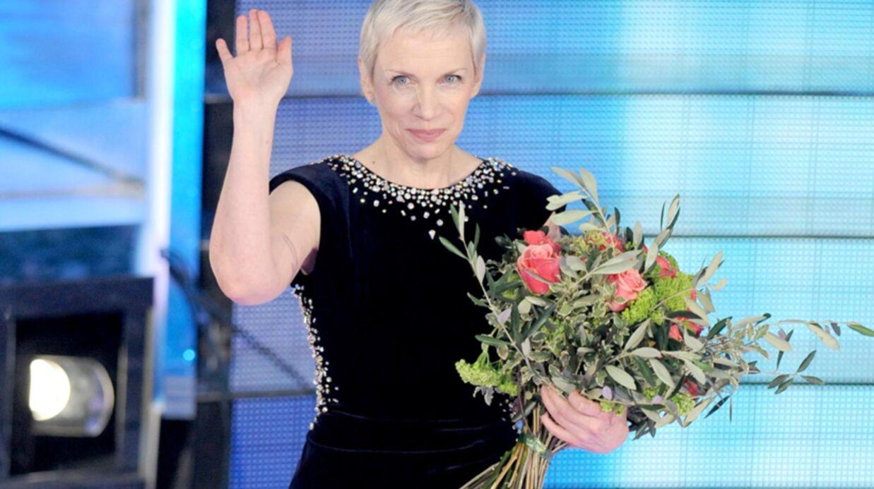 Annie Lennox (Eurythmics) s'est mariée pour la troisième fois