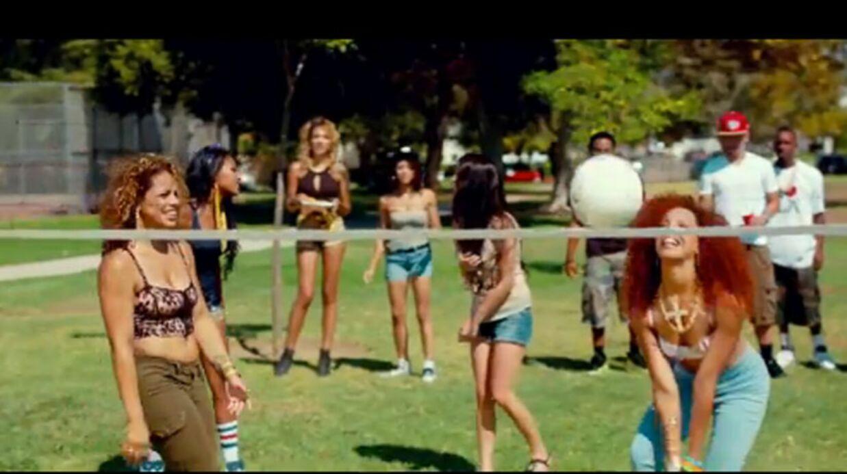 VIDEO Ayem et Nabilla dans un clip de The Game et Chris Brown