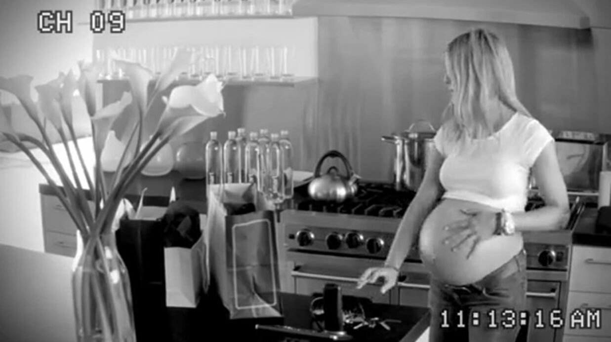 VIDEO Jennifer Aniston enceinte!
