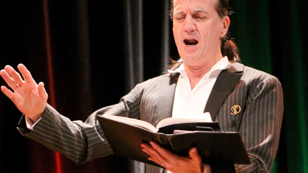 Francis Lalanne va chanter la Carioca des Nuls avec Helmut Fritz