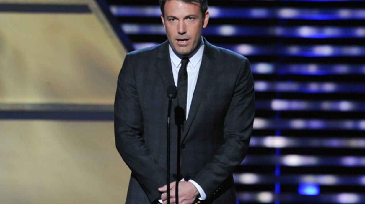 Ben Affleck répond aux critiques suite à son casting pour le rôle de Batman