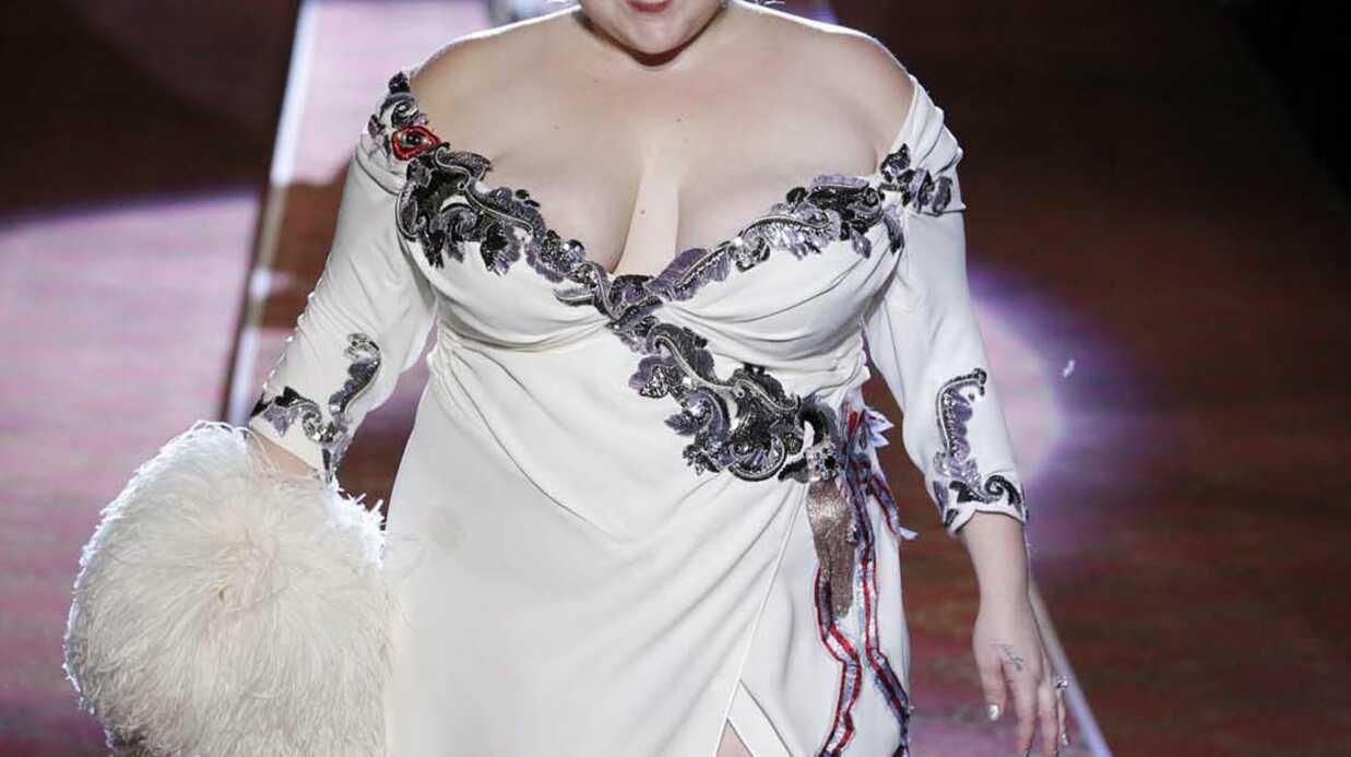 PHOTOS Beth Ditto défile pour Marc Jacobs pendant la Fashion Week