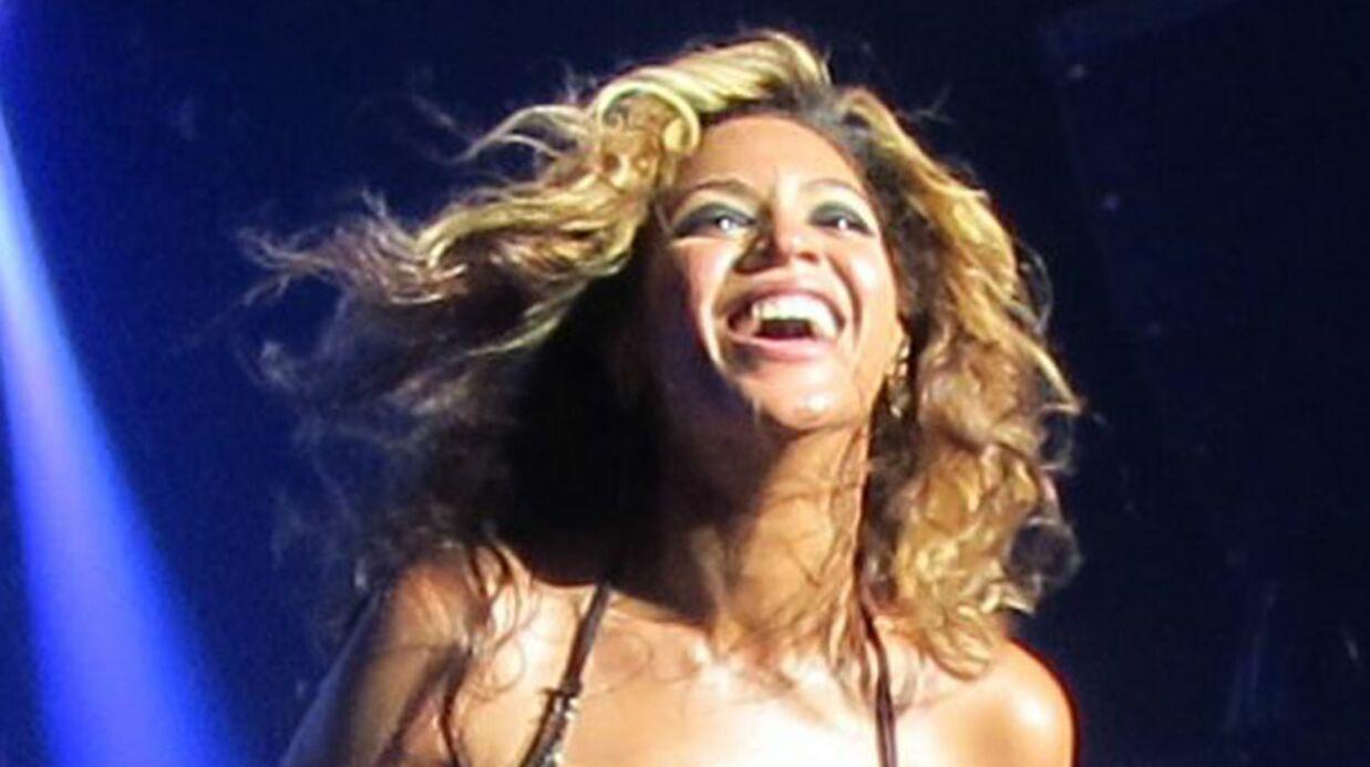 Beyoncé fait livrer des pizzas à ses fans