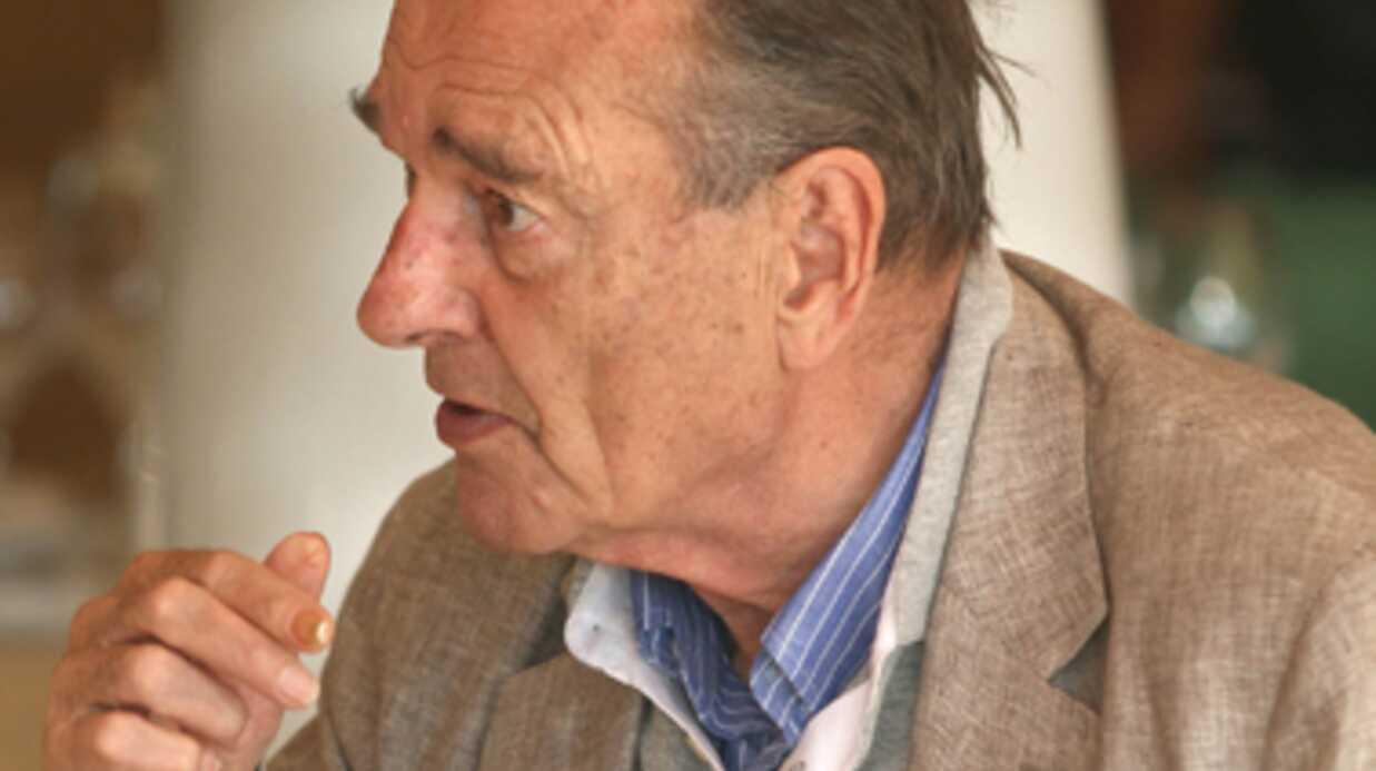 Jacques Chirac se lâche en Bretagne