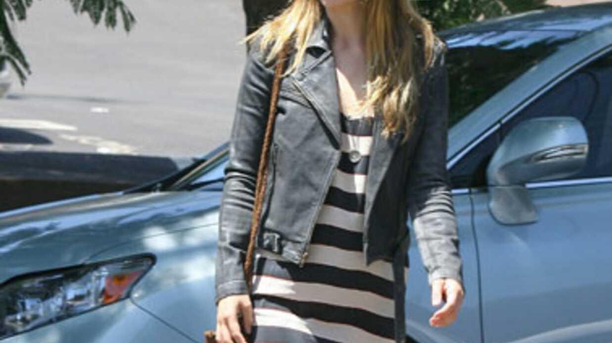 LOOK Olivia Wilde parfaite en maxi-robe