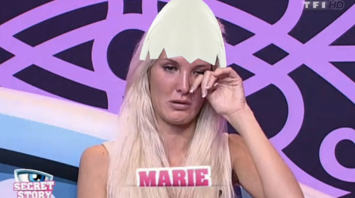 Secret Story 5: Marie se la joue Calimero