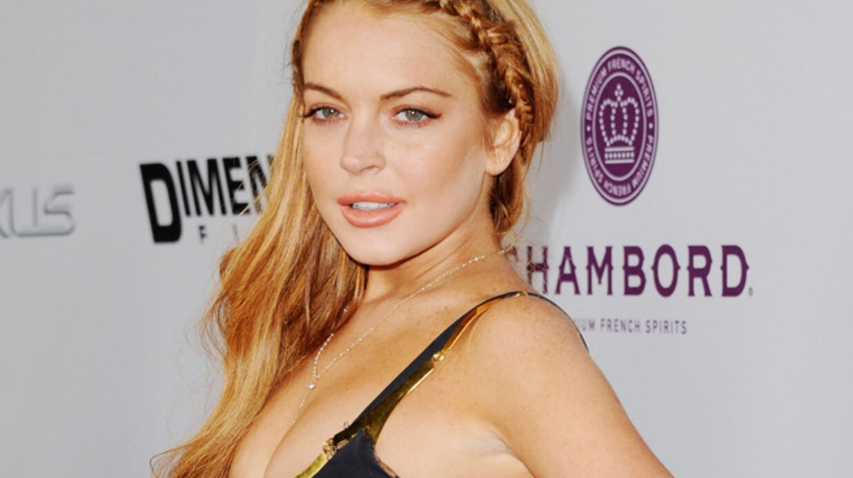 Lindsay Lohan se confie sur ses addictions à la drogue et l'alcool