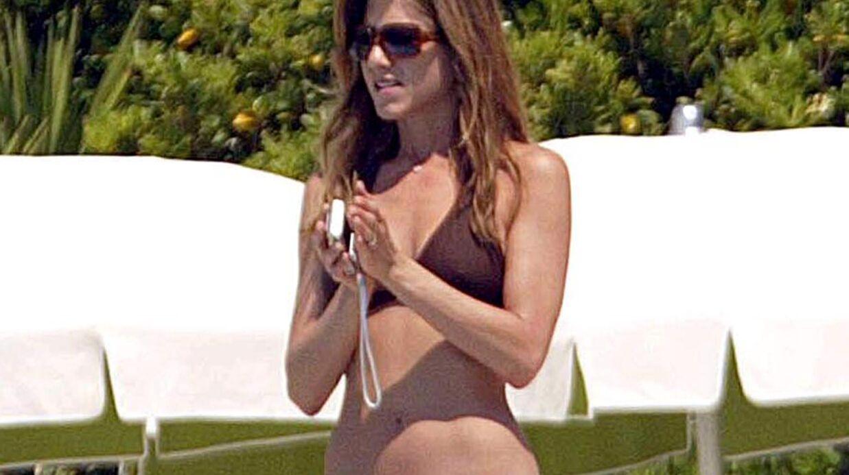 Jennifer Aniston au régime pour Justin Theroux