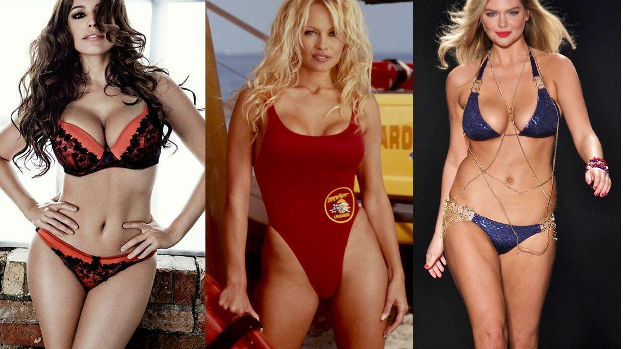 Alerte à Malibu: les bombes Kelly Brooke et Kate Upton pressenties pour le rôle de Pamela Anderson