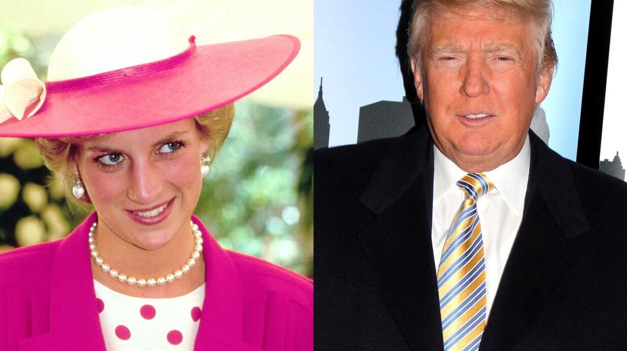 Après son divorce, Diana était harcelée par Donald Trump qui voulait la conquérir
