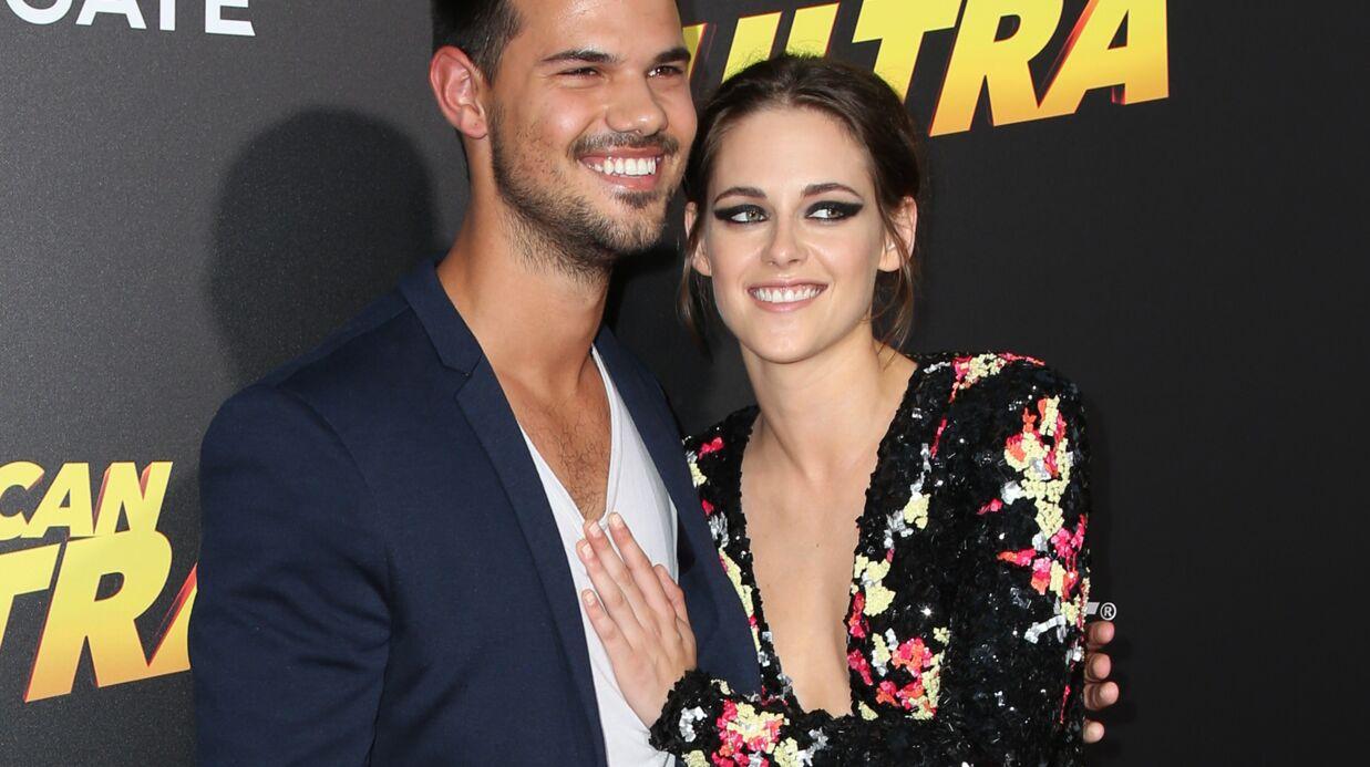 PHOTOS Kristen Stewart et Taylor Lautner: leurs retrouvailles complices sur le tapis rouge