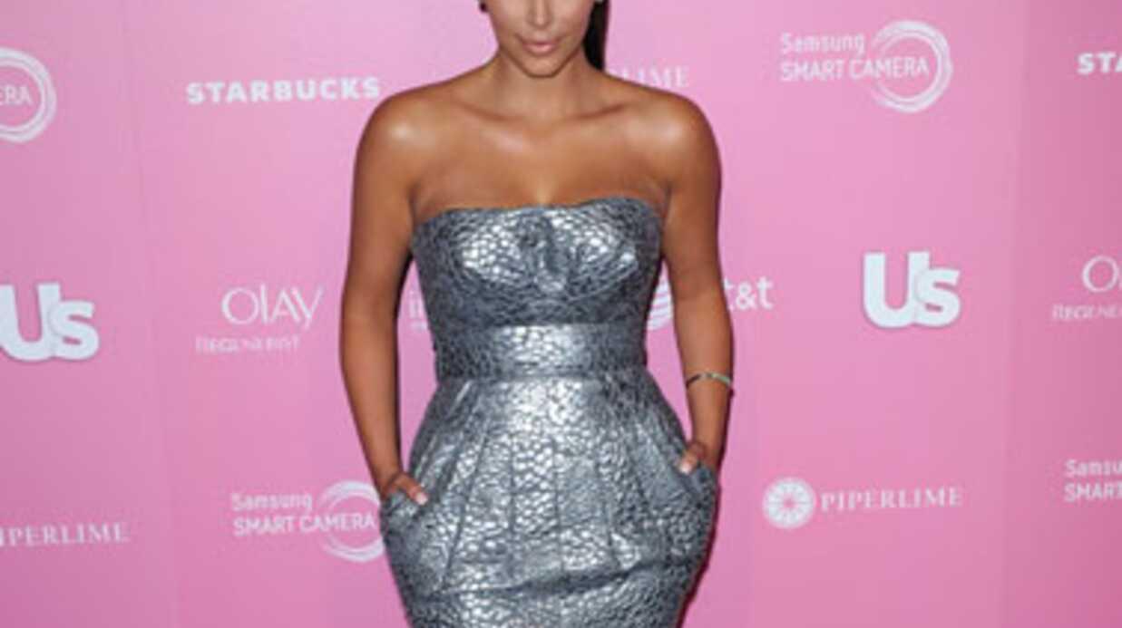 LOOK Kim Kardashian enfin de retour sur un red carpet