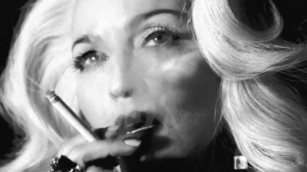 Madonna en colère parce que sa fille de 15 ans fume