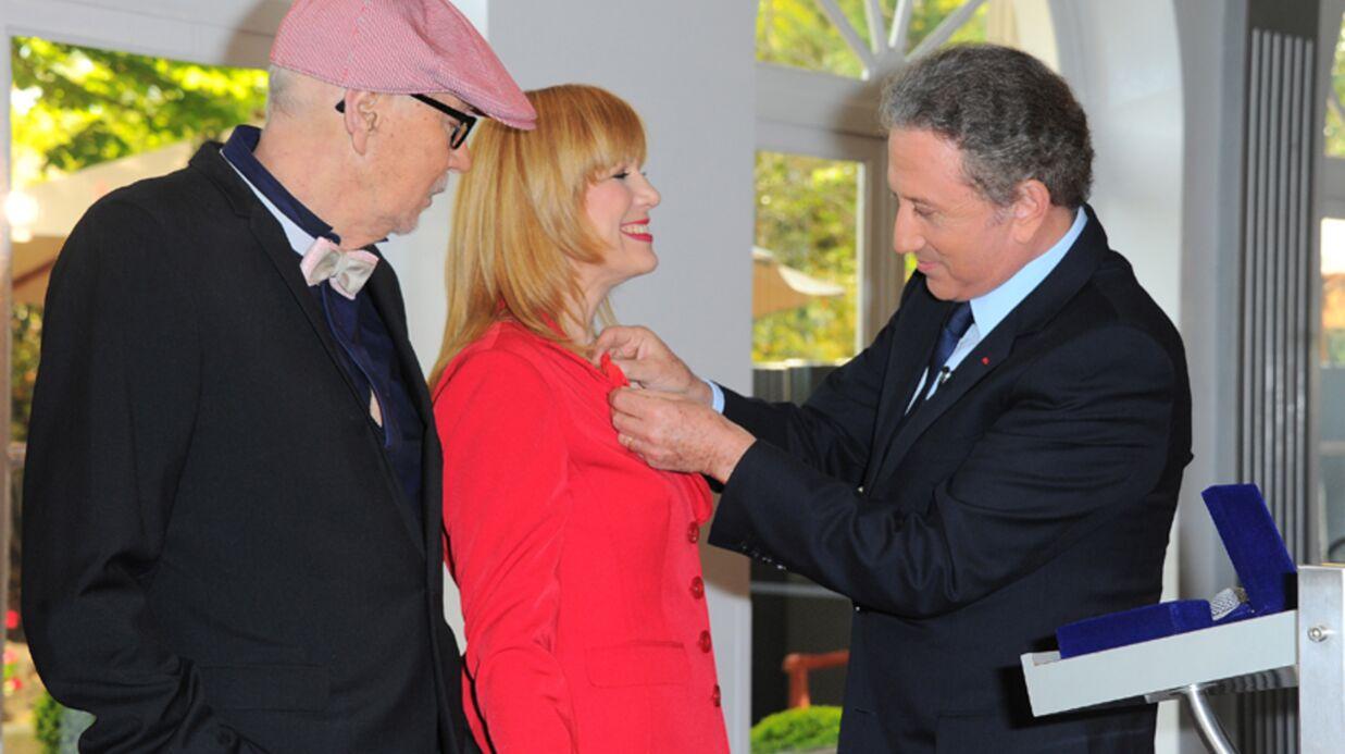 PHOTOS Stone et Charden décorés de la Légion d'honneur