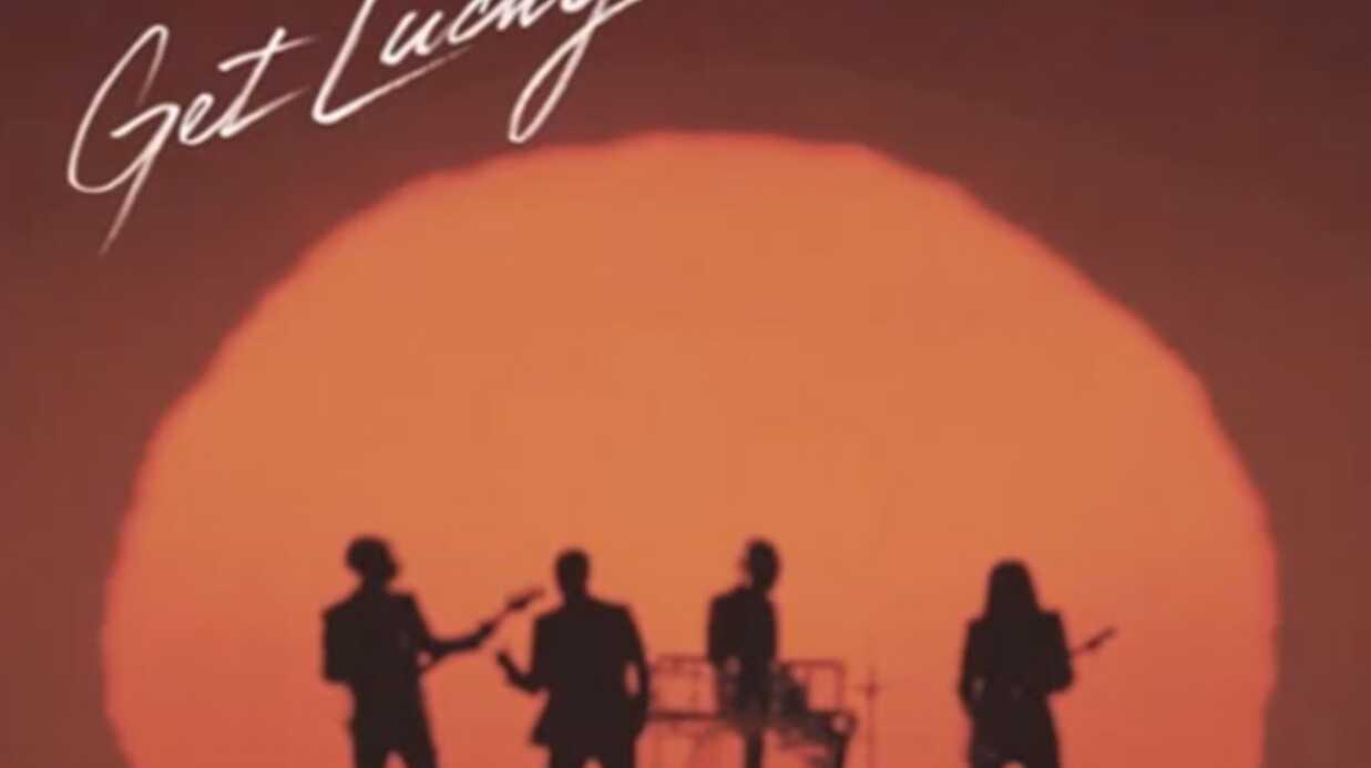 AUDIO Ecoutez Get Lucky, le nouveau single des Daft Punk