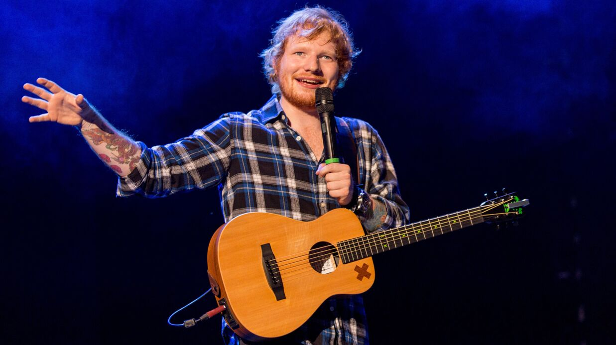 Ed Sheeran: pourquoi son dernier tatouage raté n'est pas un accident