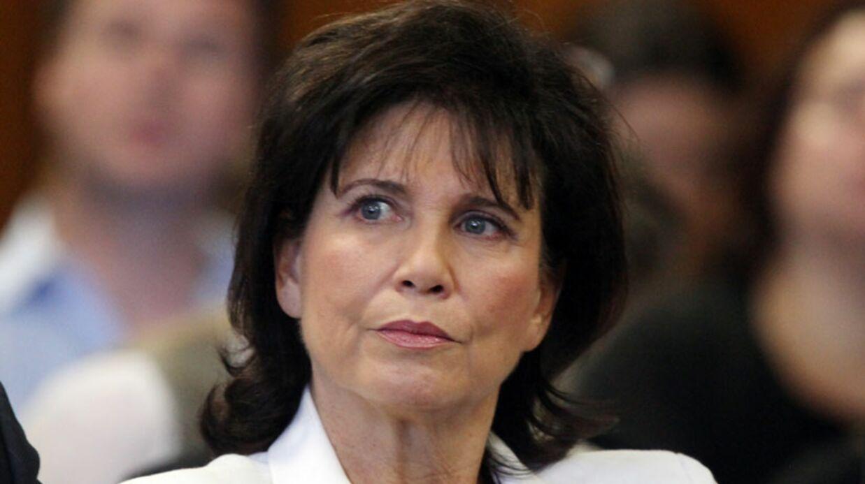 Anne Sinclair élue personnalité féminine de l'année 2011