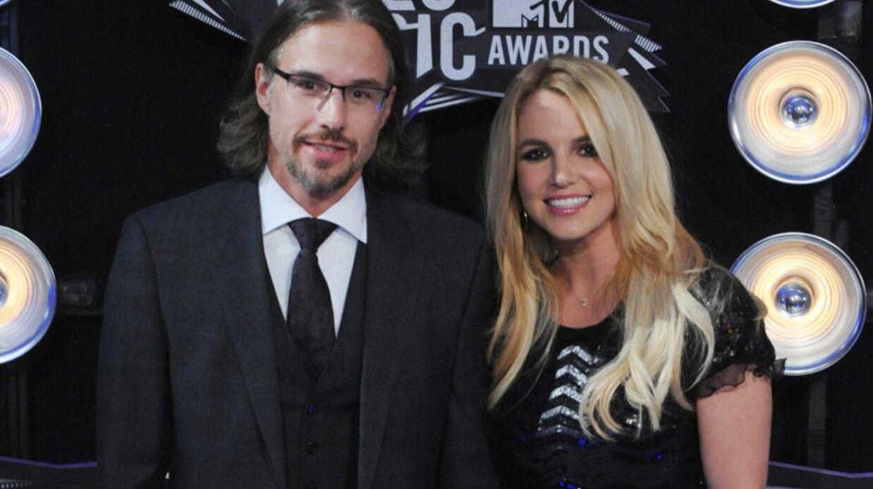 Fiançailles de Britney Spears: Kevin Federline heureux pour elle
