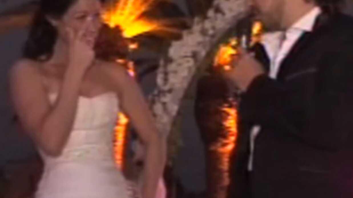 VIDEO Le mariage de Moundir: Inès lui dit oui sur NT1