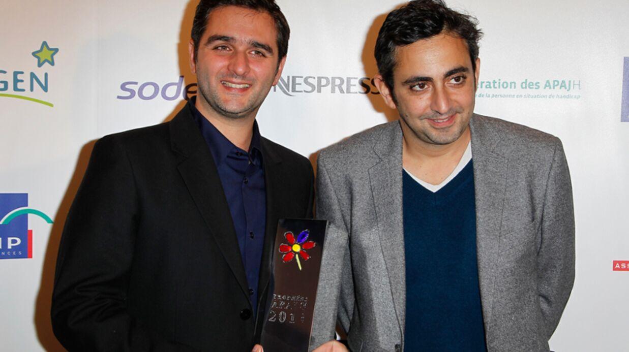 Intouchables: le pactole pour François Cluzet et Omar Sy