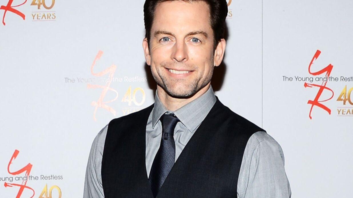 Michael Muhney (Adam Newman) viré des Feux de l'amour
