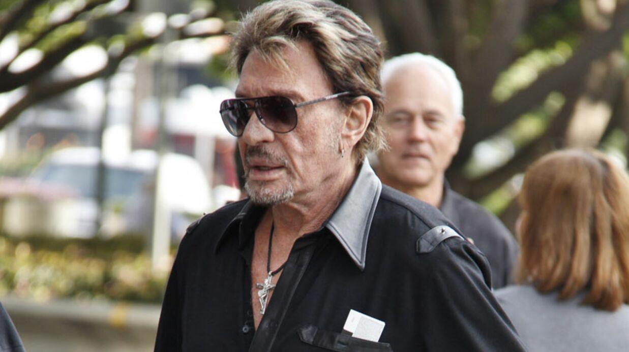 Johnny Hallyday abandonne les poursuites contre le docteur Delajoux