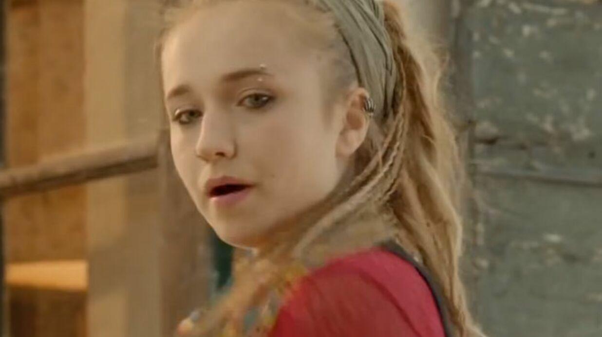 VIDEO Les premiers pas au cinéma de Chloé Jouannet, la fille d'Alexandra Lamy